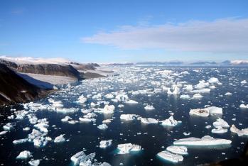 Glaciares se extinguen