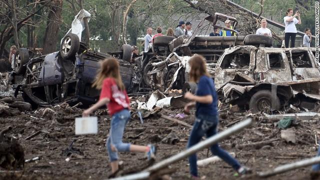 tornado oklahoma 2013