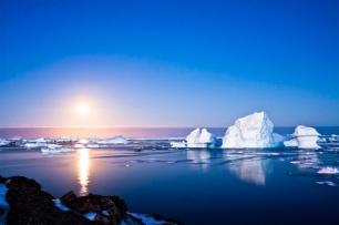 Perdida de hielo en los polos