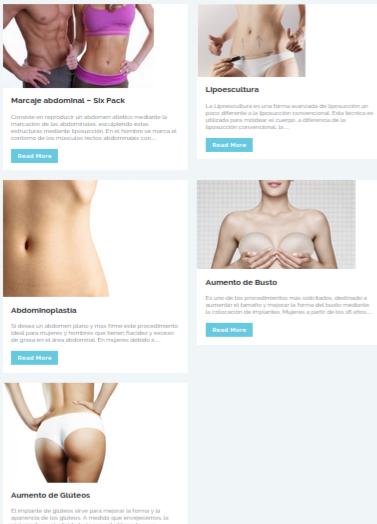 Cirugía Estética en Reynosa