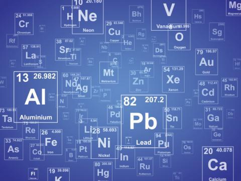 Nuevos Elementos Químicos